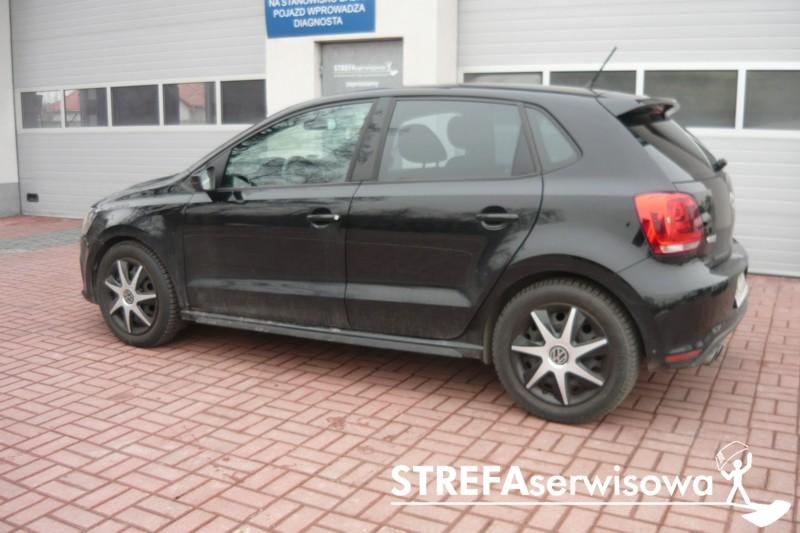 3 VW Polo V hatchback 5D Tył 35%