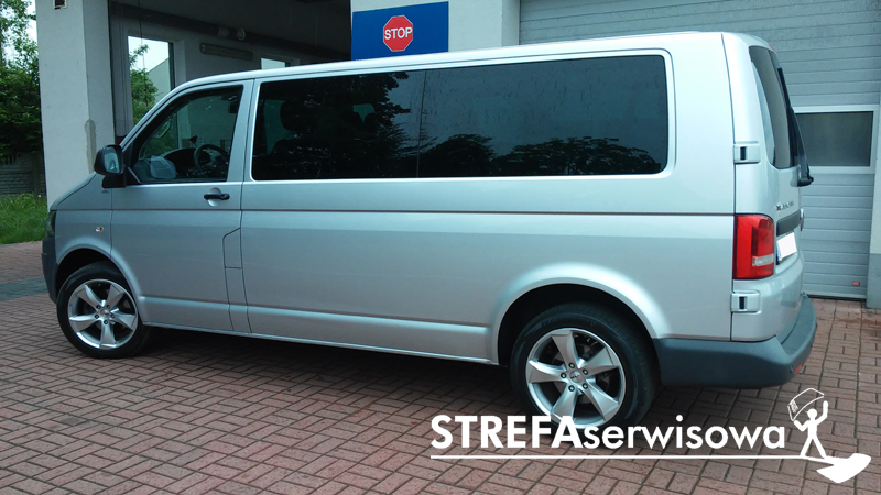3 VW Transporter Long T5 Tył 5%
