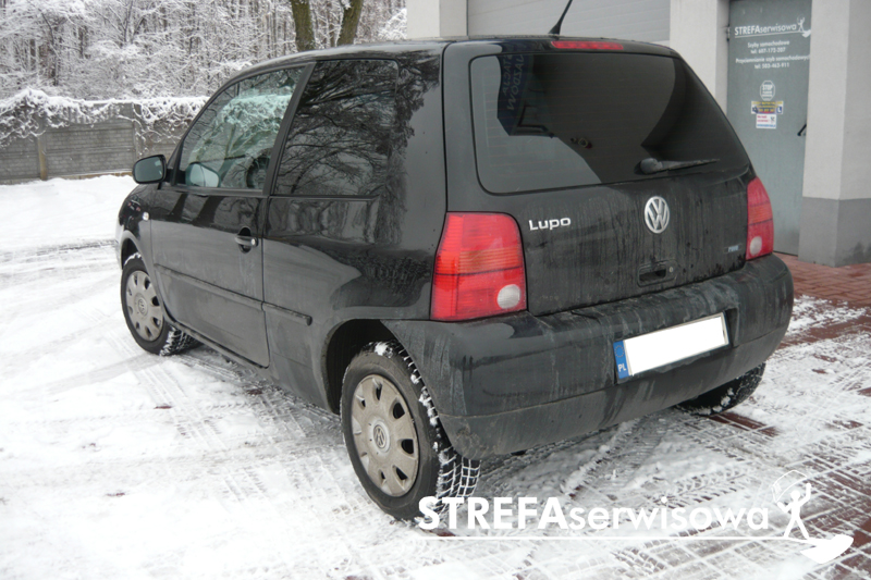 4 VW Lupo Tył 20%