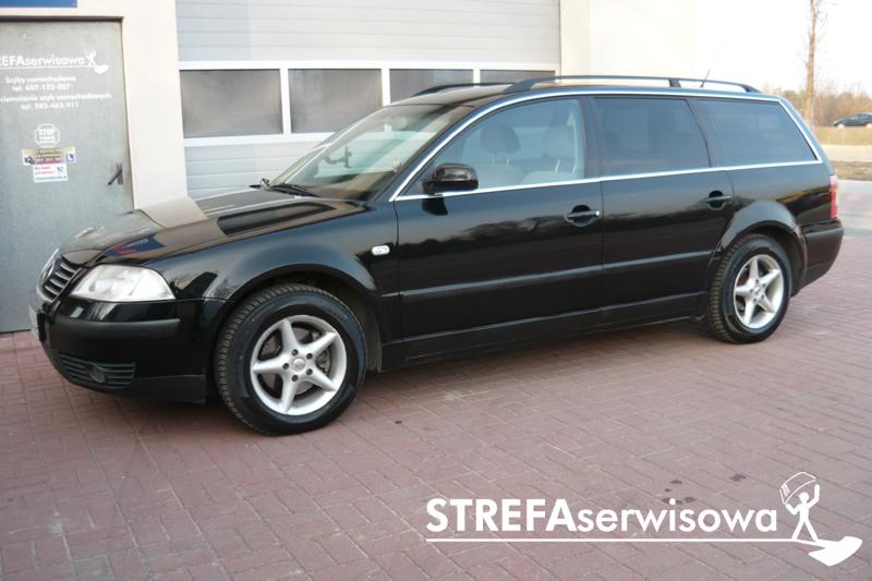 4 VW Passat B5 kombi Tył 20%