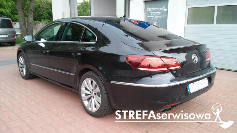 4 VW Passat CC Tył 35%