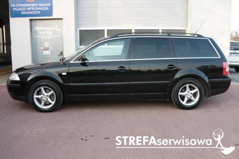 5 VW Passat B5 kombi Tył 20%