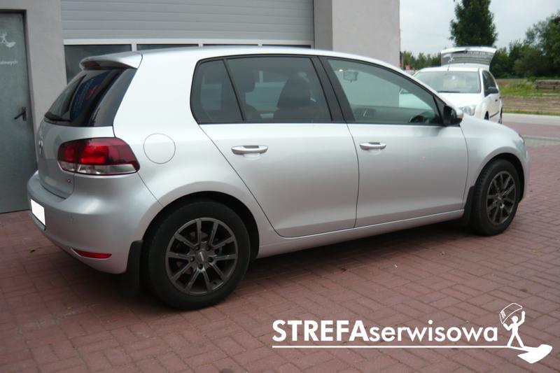 6 VW Golf V hatchback 5d Tył 35%