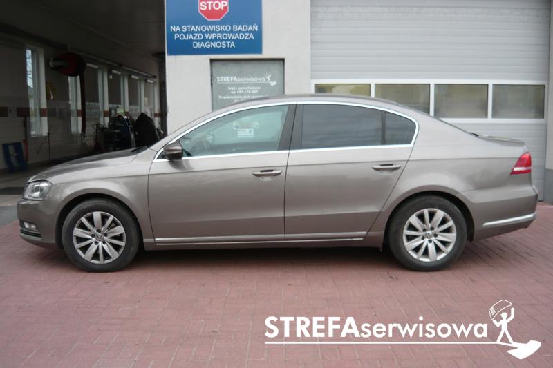 6 VW Passat B7 sedan Tył 20%