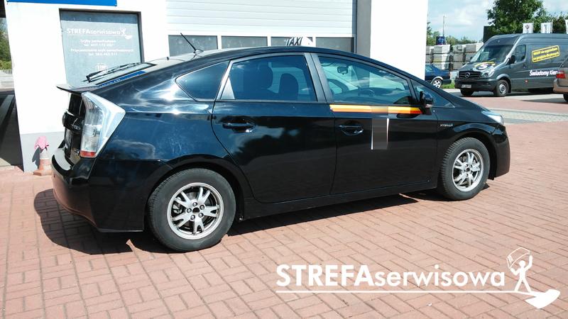 7 Toyota Prius III Tył 20%