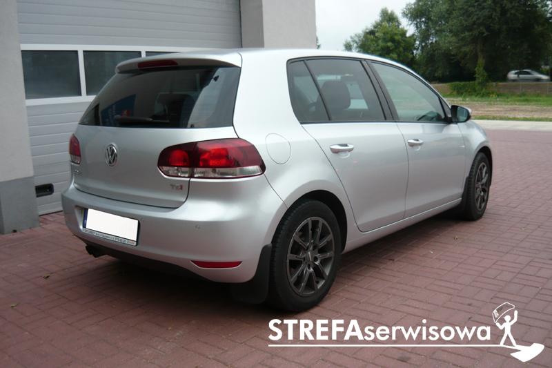 7 VW Golf V hatchback 5d Tył 35%