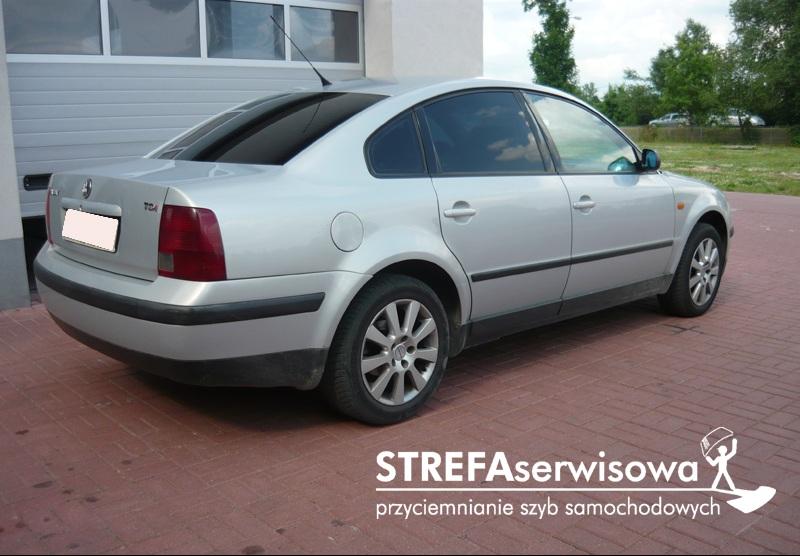 7 VW Passat B5 sedan Tył 5%