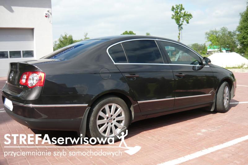 7 VW Passat B6 sedan Przód 50% Tył 5%