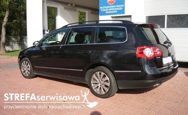 9 VW Passat B6 kombi Tył 35%